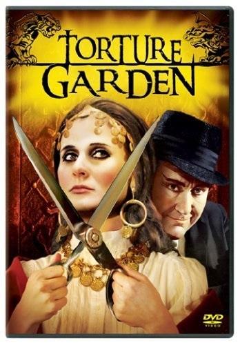 Torture Garden (1967) starring Jack Palance on DVD on DVD