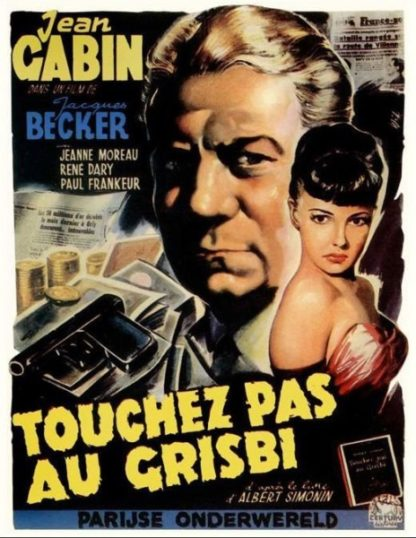Touchez Pas au Grisbi (1954) with English Subtitles on DVD on DVD