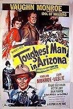 Toughest Man in Arizona (1952) starring Vaughn Monroe on DVD on DVD