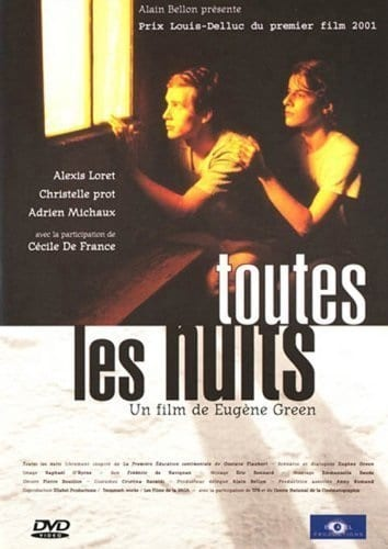 Toutes les nuits (2001) with English Subtitles on DVD on DVD