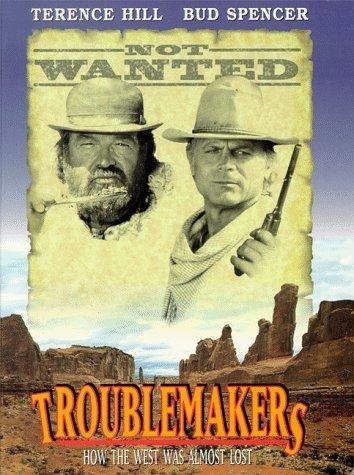 Troublemakers (1994) starring Terence Hill on DVD on DVD