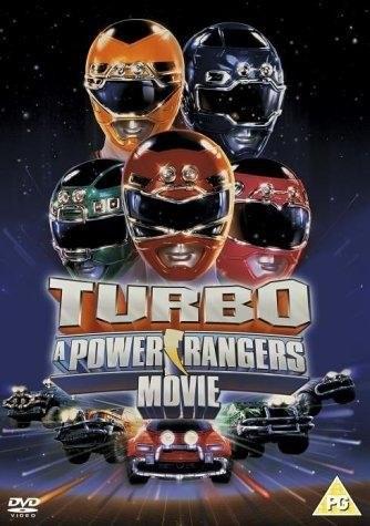 Turbo: A Power Rangers Movie (1997) starring Jon Simanton on DVD