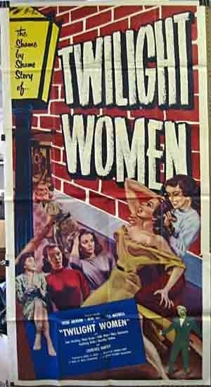 Twilight Women (1952) starring Freda Jackson on DVD on DVD