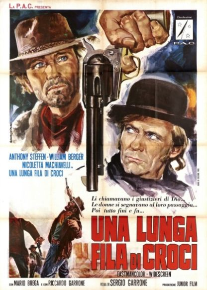 Una lunga fila di croci (1969) with English Subtitles on DVD on DVD
