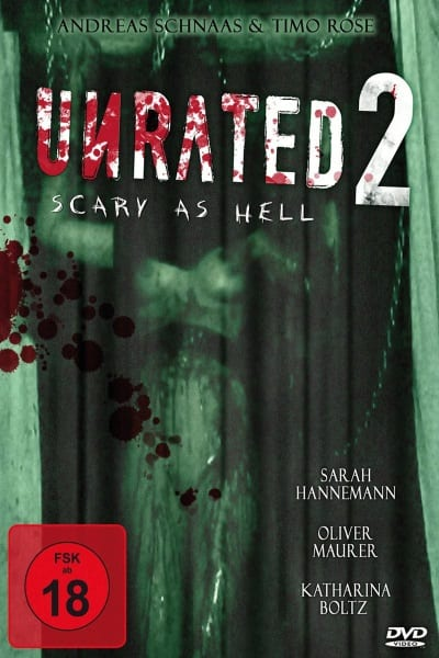 Unrated II: Scary as Hell (2011) with English Subtitles on DVD on DVD