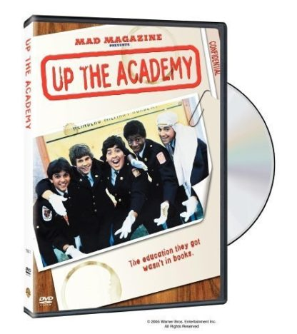 Up the Academy (1980) starring Wendell Brown on DVD on DVD