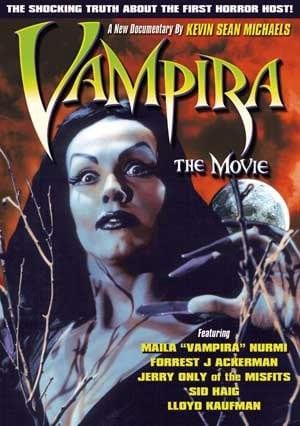 Vampira: The Movie (2006) starring David J. Skal on DVD on DVD