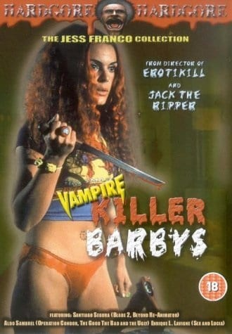 Vampire Killer Barbys (1996) with English Subtitles on DVD on DVD