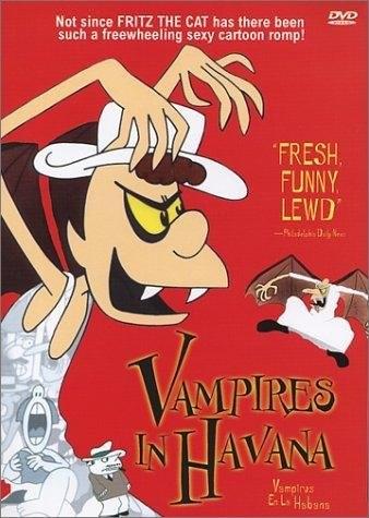 ¡Vampiros en La Habana! (1985) with English Subtitles on DVD on DVD