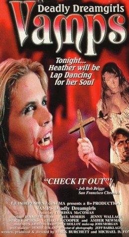 Vamps (1995) starring Jennifer Huss on DVD on DVD