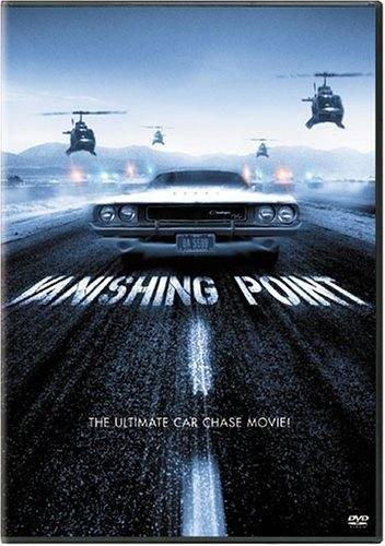 Vanishing Point (1971) starring Barry Newman on DVD on DVD