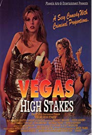 Vegas High Stakes (1996) starring Chuck Agonzio on DVD on DVD