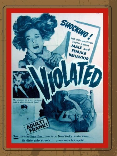 Violated (1953) starring William Holland on DVD on DVD