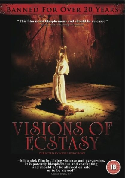 Visions of Ecstasy (1989) starring Louise Downie on DVD on DVD