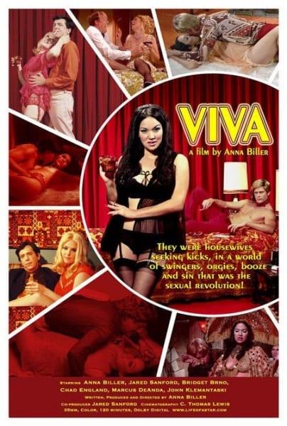 Viva (2007) starring Anna Biller on DVD on DVD