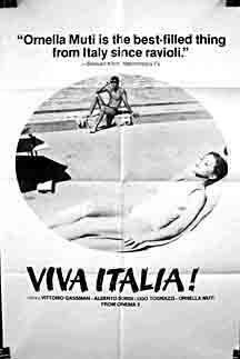 Viva Italia! (1977) with English Subtitles on DVD on DVD