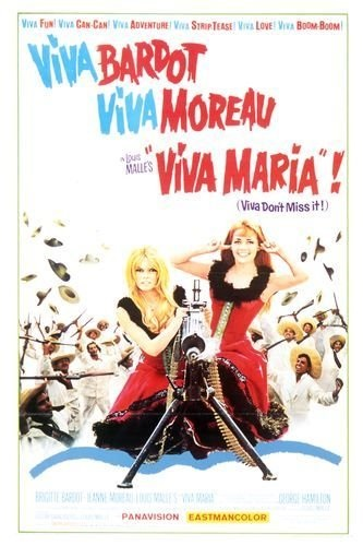 Viva Maria! (1965) with English Subtitles on DVD on DVD