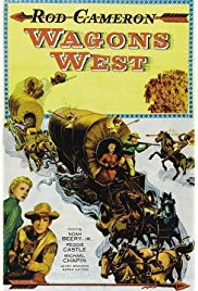 Wagons West (1952) starring Rod Cameron on DVD