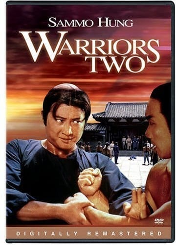Warriors Two (1978) with English Subtitles on DVD on DVD