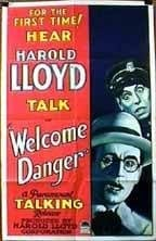 Welcome Danger (1929) with English Subtitles on DVD on DVD