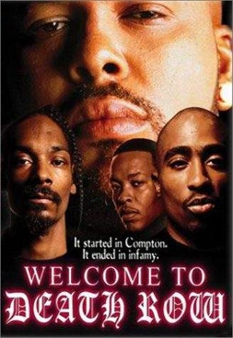 Welcome to Death Row (2001) starring Frank Alexander on DVD on DVD