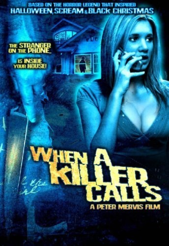 When a Killer Calls (2006) starring Rebekah Kochan on DVD on DVD