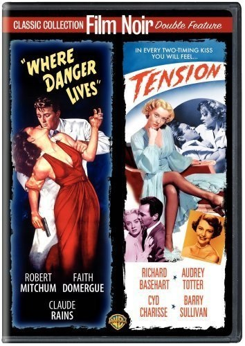 Where Danger Lives (1950) with English Subtitles on DVD on DVD