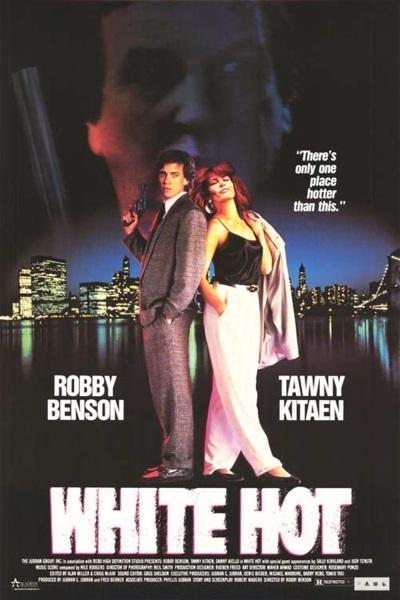 White Hot (1989) starring Robby Benson on DVD on DVD