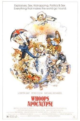 Whoops Apocalypse (1986) starring Stuart Saunders on DVD on DVD
