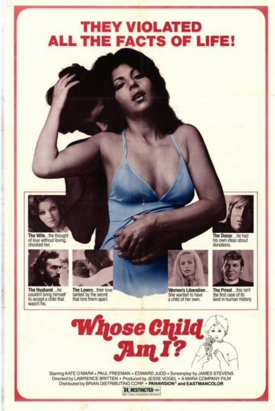 Whose Child Am I? (1976) starring Kate O'Mara on DVD on DVD