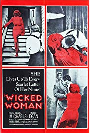 Wicked Woman (1953) starring Beverly Michaels on DVD on DVD