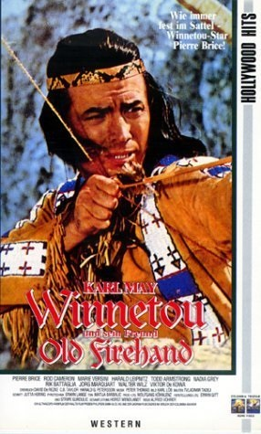 Winnetou and Old Firehand (1966) with English Subtitles on DVD on DVD