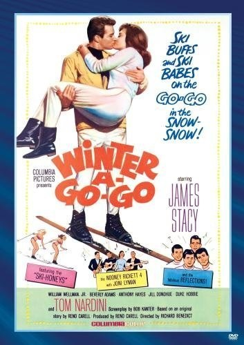 Winter A-Go-Go (1965) starring James Stacy on DVD on DVD