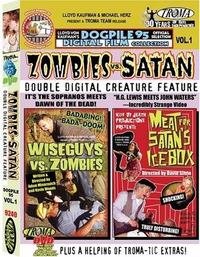 Wiseguys vs. Zombies (2003) starring Stewart Adamo on DVD on DVD