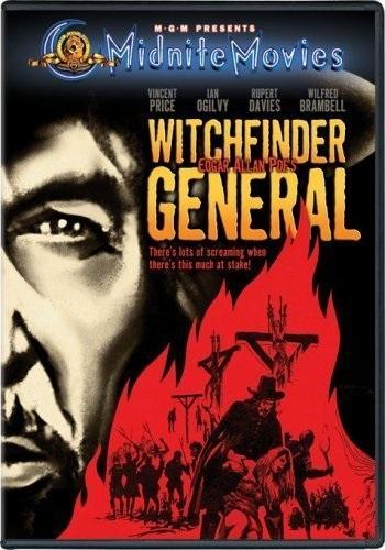 Witchfinder General (1968) starring Vincent Price on DVD on DVD