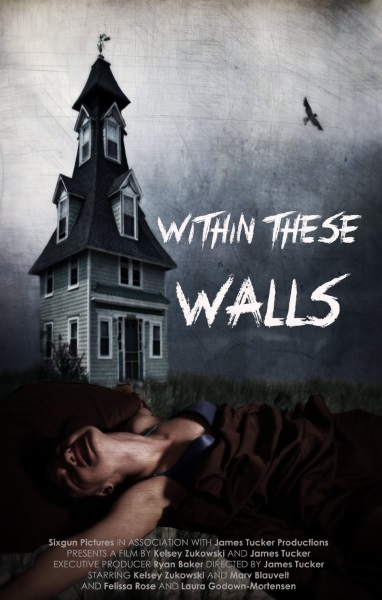 Within These Walls (2015) starring Kelsey Zukowski on DVD on DVD