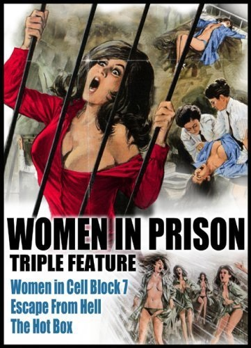 Women in Cell Block 7 (1973) with English Subtitles on DVD on DVD