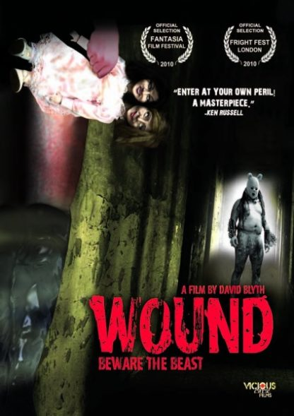 Wound (2010) starring Kate O'Rourke on DVD on DVD