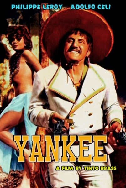 Yankee (1966) with English Subtitles on DVD on DVD