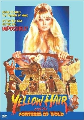 Yellow Hair and the Fortress of Gold (1984) starring Laurene Landon on DVD on DVD