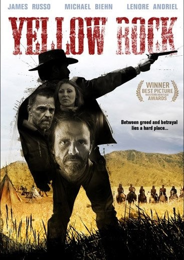 Yellow Rock (2011) starring Michael Biehn on DVD on DVD