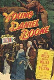 Young Daniel Boone (1950) starring David Bruce on DVD on DVD
