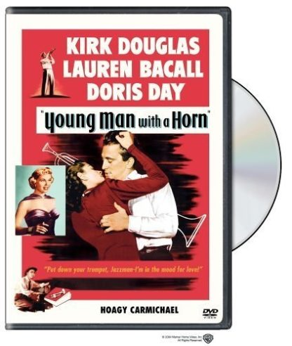 Young Man with a Horn (1950) starring Kirk Douglas on DVD on DVD