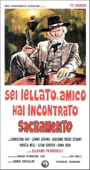 You're Jinxed, Friend You've Met Sacramento (1972) with English Subtitles on DVD on DVD
