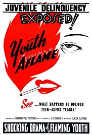 Youth Aflame (1944) starring Joy Reese on DVD on DVD