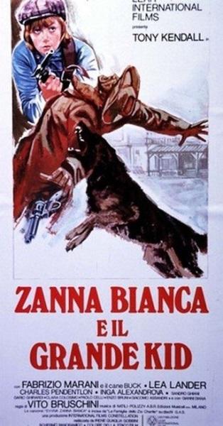 Zanna Bianca e il grande Kid (1977) with English Subtitles on DVD on DVD