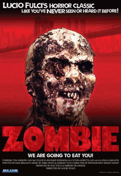 Zombie (1979) with English Subtitles on DVD on DVD