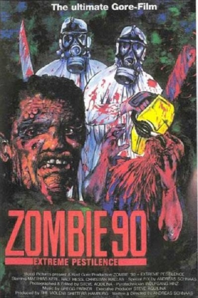 Zombie '90: Extreme Pestilence (1991) with English Subtitles on DVD on DVD
