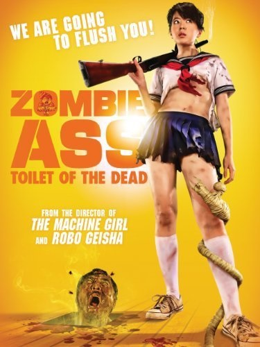 Zombie Ass: The Toilet of the Dead (2011) with English Subtitles on DVD on DVD