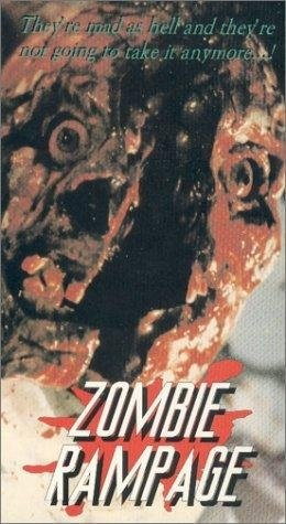 Zombie Rampage (1989) starring Dave Byerly on DVD on DVD